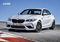 2020 BMW M2 3 Quarter View