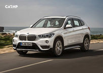 2019 BMW X1 3 Quarter View