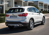 2019 BMW X1 Rear 3 Quarter View