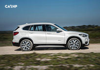 2019 BMW X1 Right Side View