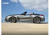 2019 BMW Z4 Left Side View