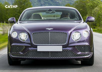 2017 Bentley Continental GT Coupe's exterior image