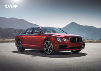 2018 Bentley Flying Spur 3 Quarter View