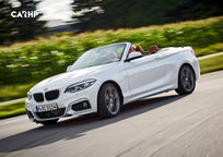 2018 BMW 2 Series Convertible exterior
