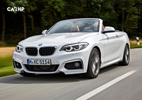 2018 BMW 2 Series Convertible 3 Quarter View