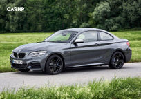 2018 BMW 2 Series Left Side View