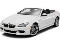 2017 BMW 6 Series Convertible exterior