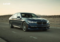 2018 BMW ALPINA B7 3 Quarter View
