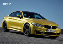 2017 BMW M4 3 Quarter View