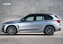 2018 BMW X5 M SUV Left Side View