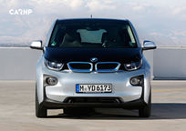 2017 BMW i3 electric's exterior image
