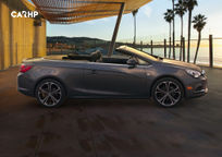 2019 Buick Cascada Right Side View