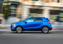 2020 Buick Encore Left Side View
