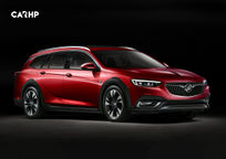 2018 Buick Regal TourX Wagon's exterior image