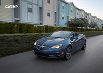 2019 Buick Cascada Front View