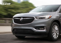 2020 Buick Enclave Front View