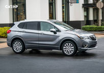 2019 Buick Envision Right Side View