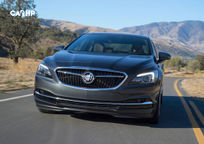 2020 Buick LaCrosse Front View
