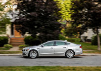 2019 Buick LaCrosse Left Side View
