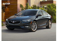 2020 Buick Regal 3 Quarter View