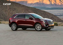 2019 Cadillac XT5 Right Side View