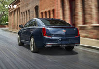 2019 Cadillac XTS Rear View