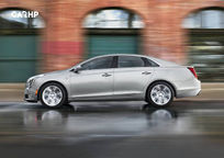 2019 Cadillac XTS Left Side View