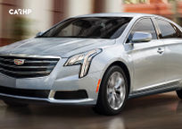 2019 Cadillac XTS 3 Quarter View