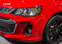 2019 Chevrolet Sonic Hatchback Front Head Lights