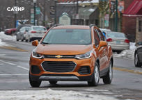 2019 Chevrolet Trax 3 Quarter View