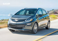 2019 Chevrolet Bolt EV electric's exterior image