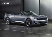 2019 Chevrolet Camaro Convertible 3 Quarter View