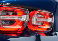 2019 Chevrolet Camaro Convertible Tail Lights
