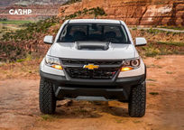 2019 Chevrolet Colorado Extended Cab Front View