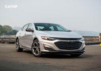 2019 Chevrolet Malibu 3 Quarter View