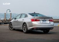 2019 Chevrolet Malibu Rear 3 Quarter View