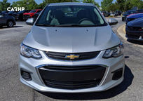 2020 Chevrolet Sonic Front View