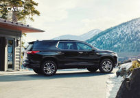 2019 Chevrolet Traverse Right Side View