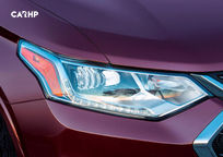 2020 Chevrolet Traverse Front Head Lights