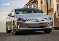 2019 Chevrolet Volt plug-in hybrid Front View