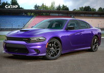 2019 Dodge Charger R/T 3 Quarter View