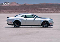 2019 Dodge Challenger SRT Hellcat Coupe Right Side View