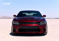 2019 Dodge Charger SRT Hellcat Sedan Front View
