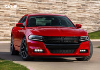 2020 Dodge Charger R/T Front View