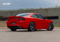 2020 Dodge Charger R/T 3 Quarter View