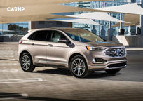 2019 Ford Edge 3 Quarter View
