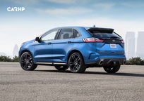2019 Ford Edge ST SUV Rear 3 Quarter View