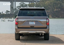 2019 Ford Expedition MAX SUV Rear View