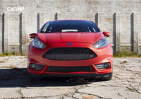 2019 Ford Fiesta ST Hatchback Front View