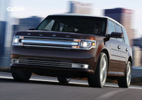 2020 Ford Flex Front View